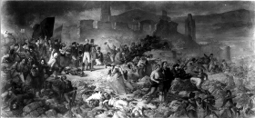 """Fins ara l'única imatge disponible d' """"El gran dia de Girona"""" era una fotografia en blanc i negre (Infoseu, n.4)"""